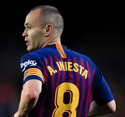 Infinite Iniesta: Barcelona bid farewell to Andres but he'll be remembered forever