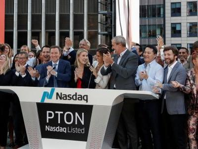 Peloton wipes out more than $900 million of investor wealth in its 1st day of public trading
