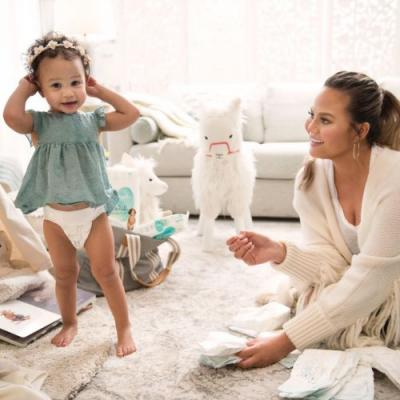 The Pampers Pure Collection Just Announced Who Its Creative Consultant Is - and You're Going to Scream