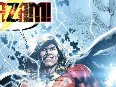 Shazam! Suit Reveal is 'Right Around the Corner,' Says Director