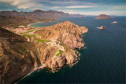 Danzante Bay, The Newly Completed Rees Jones Golf Course On Baja Coast Is Unveiled
