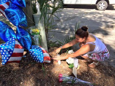GALLERY: Community pays respect to Kissimmee officers shot, killed
