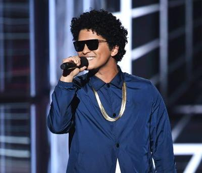 Bruno Mars Producing & Starring In New Music-Themed Disney Movie