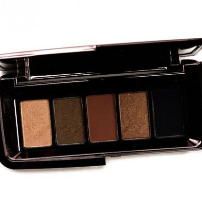 Hourglass Vista Graphik Eyeshadow Palette Review, Photos, Swatches