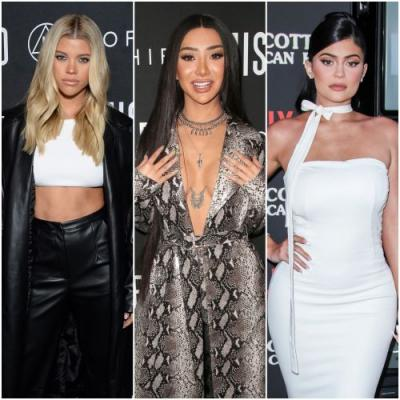 Kylie Jenner, Sofia Richie and Nikita Dragun Partied Together and We've Never Been More Jealous