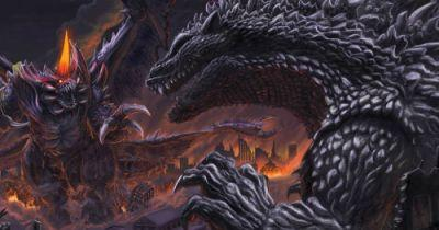 First Look at New Godzilla Anime MovieThe voice cast for