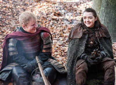 Wait, Was That Ed Sheeran on Game of Thrones?! Plus More Epic Celeb TV Cameos