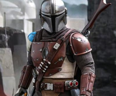 Hot Toys is Releasing a Highly Detailed Mandalorian 1/6th Figure