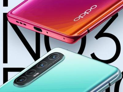 Oppo Reno 3 series 5G commence appointment - available in five colours