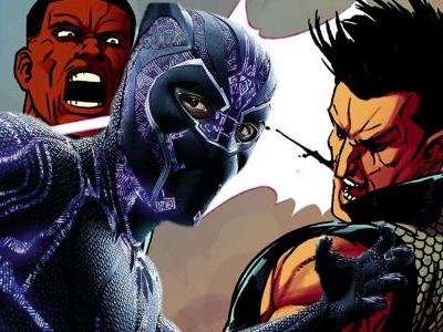 Black Panther 2 Can Bring Namor To The MCU As A Villain