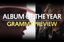 Grammy Preview: Music Experts Weigh in on Album of the Year - Kendrick Lamar, Ed Sheeran & More