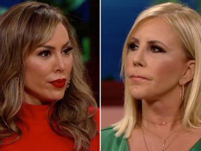 'RHOC' Star Kelly Dodd Makes Fun of Vicki Gunvalson's Plastic Surgery Results Amid Ongoing Feud