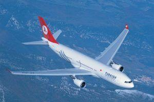 Turkish Airlines carries 5.7 million passengers in January this year