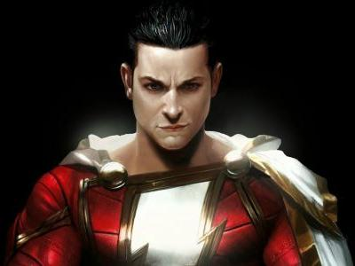 Shazam! Comes to the Rescue in New Set Video