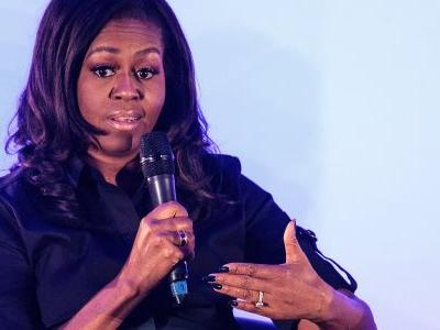 Michelle Obama says even she still sometimes feels like a fraud: 'It doesn't go away, that feeling that you shouldn't take me that seriously'