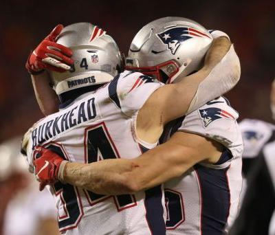 Patriots stop Chiefs in OT to gain third consecutive Super Bowl appearance