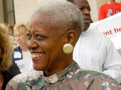 Louisiana police chief says arrest made in the killing of activist Sadie Roberts-Joseph