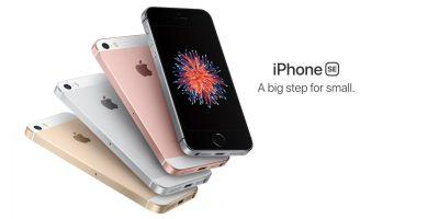 Would you be interested in a new version of the iPhone SE?