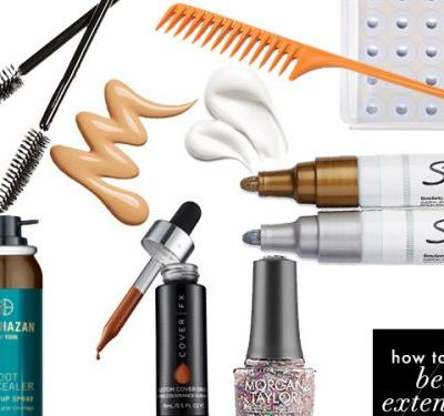 Tax Season: How to File a Beauty Extension