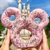 Disney's New Mickey Doughnut Is Nearly the Size of My Head - Yeah, That Sounds About Right