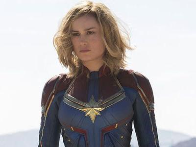 Brie Larson And Marvel Didn't Want Captain Marvel To Wear The Bathing Suit Costume