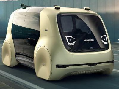Volkswagen To Launch Fully-Autonomous Ride-Sharing In 2021