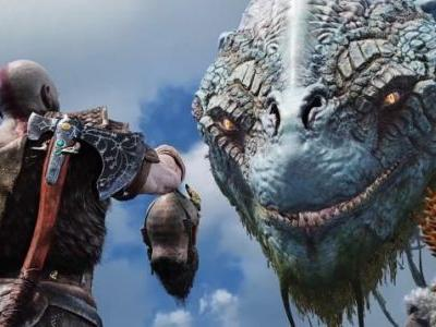 Here's Our Best Look Yet At The New GOD OF WAR