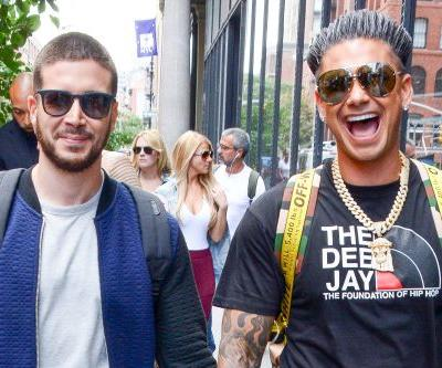 Vinny and DJ Pauly D's 'Double Shot at Love' finale serves up a twist