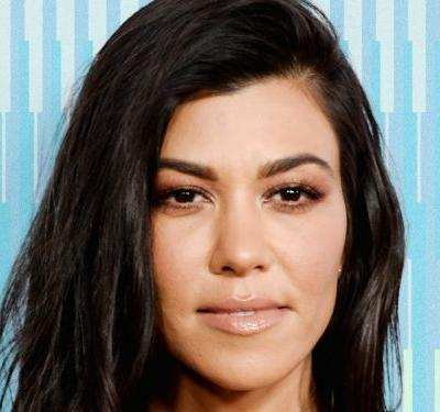 Kourtney Kardashian Just Chopped Her Hair Off - & She Looks SO Different