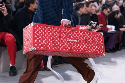 Possible Supreme x Louis Vuitton Collaboration Pop-up Address and Dates Revealed