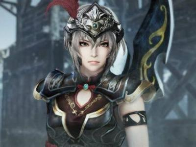 Warriors Orochi 4's Character Ranking Spotlight Continues with Warriors Orochi 4 Lu Lingqi