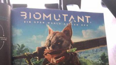 German magazine leaks THQ Nordic's Biomutant