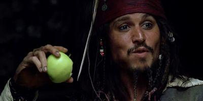 How Much Pirates Of The Caribbean Movies Have Shelled Out Just For Snacks