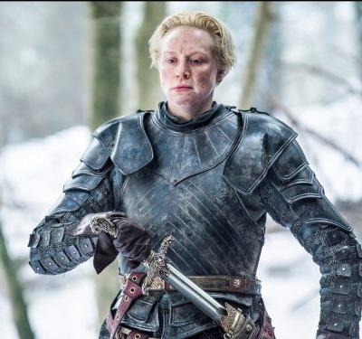'Game of Thrones' star Gwendoline Christie says her friends didn't understand why she auditioned for Brienne