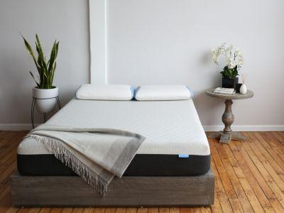 I tested this startup's mattress and it helped me with one of my biggest sleeping problems