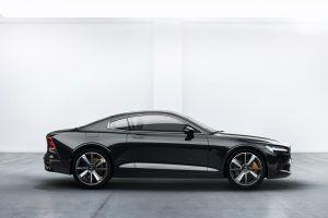 2019 Polestar 1 Is A 600 HP Hybrid Coupe