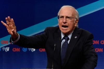 Larry David Reveals He's Related To Bernie Sanders in Real Life During HBO's Hilarious 'Curb Your Enthusiam' Season 9 TCA Panel