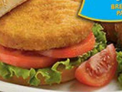 Over 39,000 pounds of frozen chicken patties recalled, may be contaminated with rubber