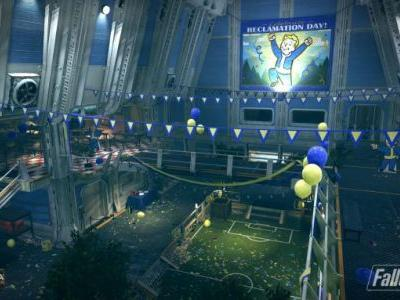 Fallout 76 confirmed as an online game, out later this year