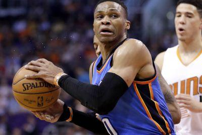 Russell Westbrook secures triple-double average, falls short of record