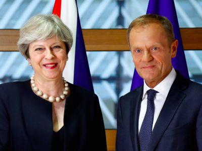 Theresa May wants to let 3 million EU citizens stay in the UK after Brexit