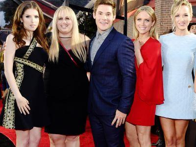 The Cast Of Pitch Perfect Are On Vacation In Mexico Together