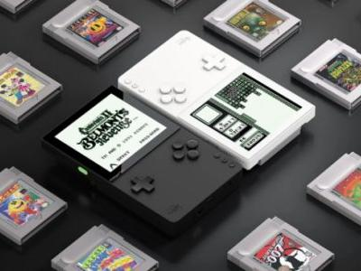 Analogue Pocket Saves the History of Handheld Gaming