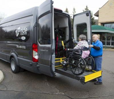 Ford Offers Non-Emergency Medical Transport with New GoRide Service