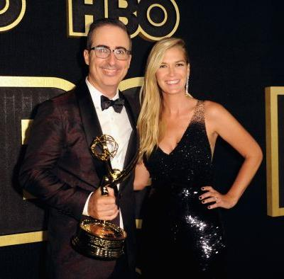 John Oliver and wife secretly welcomed second child 3 months ago