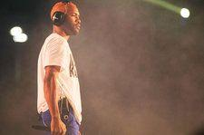 Frank Ocean Brings Out Brad Pitt, Covers Prince at FYF Fest 2017 in L.A