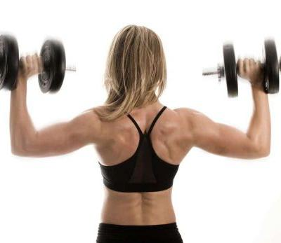 4 Common Mistakes Women Make When Training with Weights