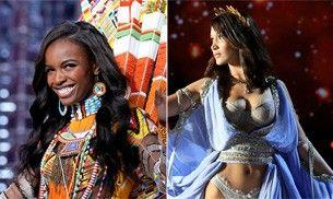 In pictures: Let the best looks from the Victoria's Secret Fashion Show take you to fantasyland
