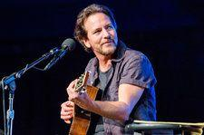Eddie Vedder to Play President Obama's Farewell Address