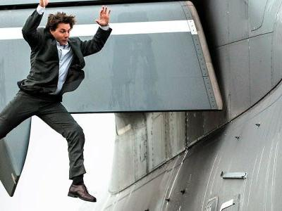 Tom Cruise Does Insane Stunts In Mission: Impossible 6 Set Photos
